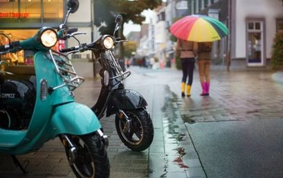 Safety Factors for Operating a Scooter