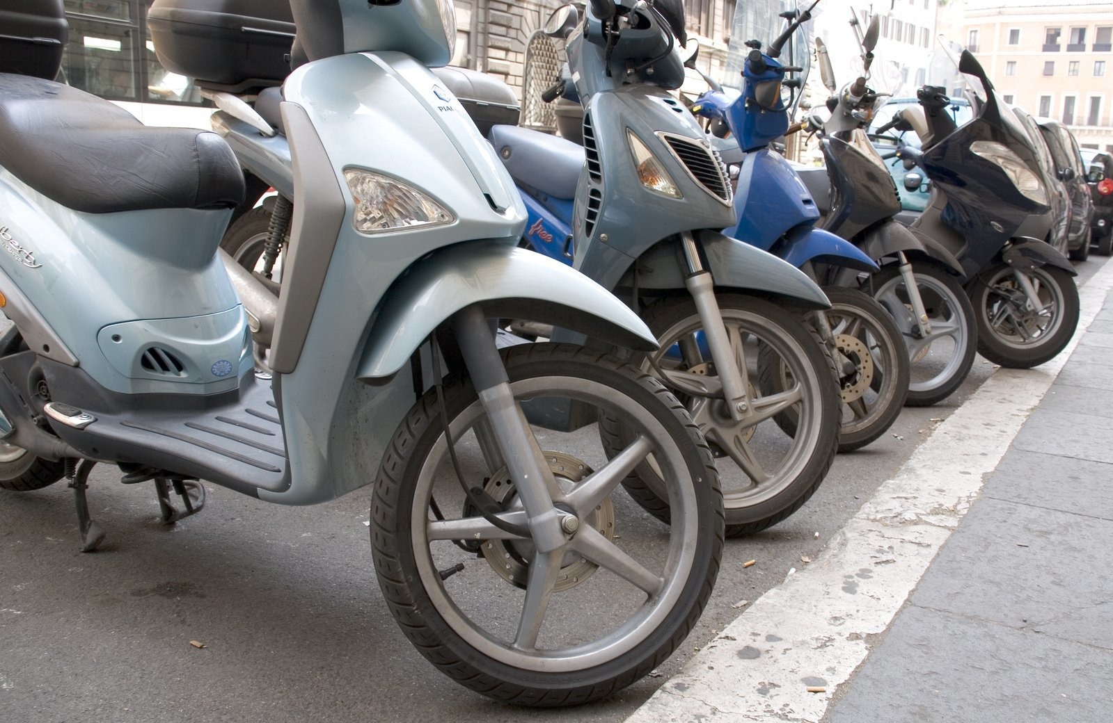 Guide to Buying Second-Hand Scooters