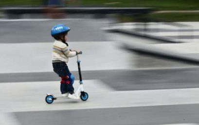 Scooter Safety Tips For Children
